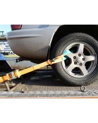 Ремень крепления колеса за диск.