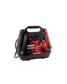 Автономное пусковое устройство (бустер), 12В, 2500А max LEMANIA ENERGY P23-2500