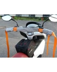 Стяжные ремни для крепления мотоцикла