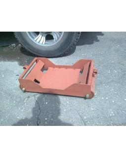 Комплект оборудования для эвакуатора#1. (Тележки, чалка)